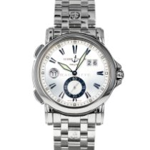 Ulysse Nardin Dual Time 243-55-7/91 2007 pre-owned