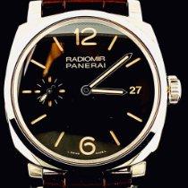 Panerai Radiomir 1940 3 Days Acier 47mm Noir Arabes