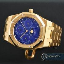Audemars Piguet 25654BA Zuto zlato 1983 Royal Oak Perpetual Calendar rabljen