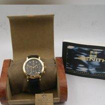 Zenith El Primero Chronograph 06-0250-400 occasion