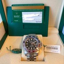 Rolex GMT-Master II 126710BLRO 2019 neu