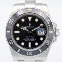Rolex Submariner Date 116610LN Sehr gut Stahl 40mm Automatik