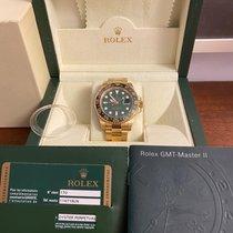 Rolex GMT-Master II 116718LN 2010 usato