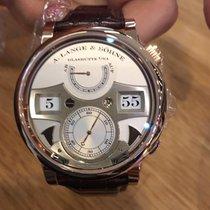 A. Lange & Söhne 145.032 Rose gold 2019 Zeitwerk 44.2mm pre-owned