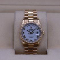 Rolex Day-Date 36 Yellow gold 36mm White United States of America, Tennesse, Nashville