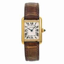 Cartier 2442 W1529856 Yellow gold 2010 Tank Louis Cartier United States of America, New York, New York