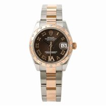 Rolex 178341 Steel 2010 Lady-Datejust 38mm pre-owned United States of America, New York, New York