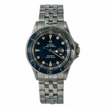 Tudor 94400 Steel 1980 35mm pre-owned United States of America, New York, New York