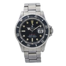 Rolex Submariner Date Steel 40mm Silver United States of America, New York, New York