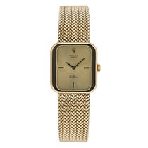 Rolex Cellini 4335 Good Yellow gold 23mm Automatic United States of America, New York, New York
