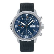 IWC IW376805 Steel 2010 Aquatimer Chronograph 44mm pre-owned United States of America, New York, New York