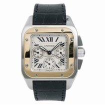 Cartier Santos 100 2740 W20096Y1 2000 pre-owned