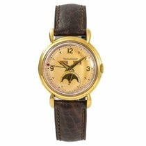 Jaeger-LeCoultre Yellow gold 44mm Manual winding 141.008.1 pre-owned United States of America, New York, New York