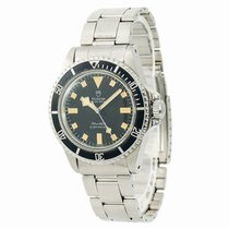 Tudor Submariner Steel 44mm Black No numerals United States of America, New York, New York