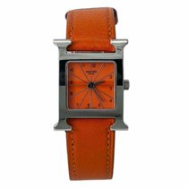 Hermès Steel 24mm Quartz HH1-210 pre-owned United States of America, New York, New York