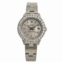 Rolex Oyster Perpetual Lady Date 69190 1990 pre-owned