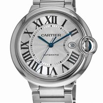Cartier Ballon Bleu 42mm 3765 W69012Z4 2010 pre-owned