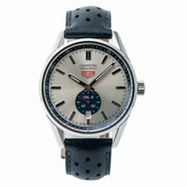 TAG Heuer Carrera Calibre 6 Steel 39mm Silver United States of America, New York, New York