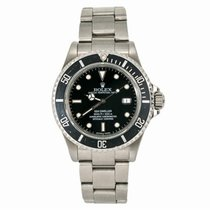Rolex Sea-Dweller 4000 16600 2000 pre-owned