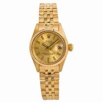 Rolex Lady-Datejust 6917 1970 rabljen