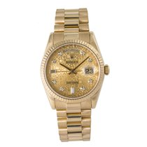 Rolex Day-Date 36 118238 2000 pre-owned