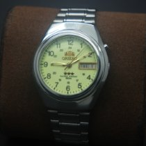Orient Steel 36mm Automatic pre-owned UAE, 903