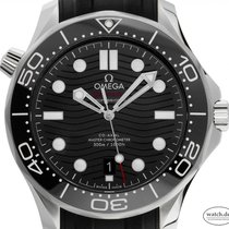 Omega Steel 42mm Automatic 210.32.42.20.01.001 new