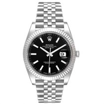 Rolex Datejust 126300 2019 pre-owned