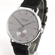 NOMOS Steel 38.5mm Automatic 1114 new