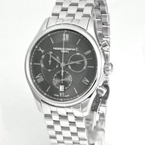 Frederique Constant Classics Chronograph Steel 40mm Grey