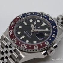 Rolex GMT-Master 126710BLRO 2019