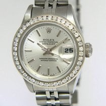 Rolex Oyster Perpetual Lady Date 69160 1998 occasion