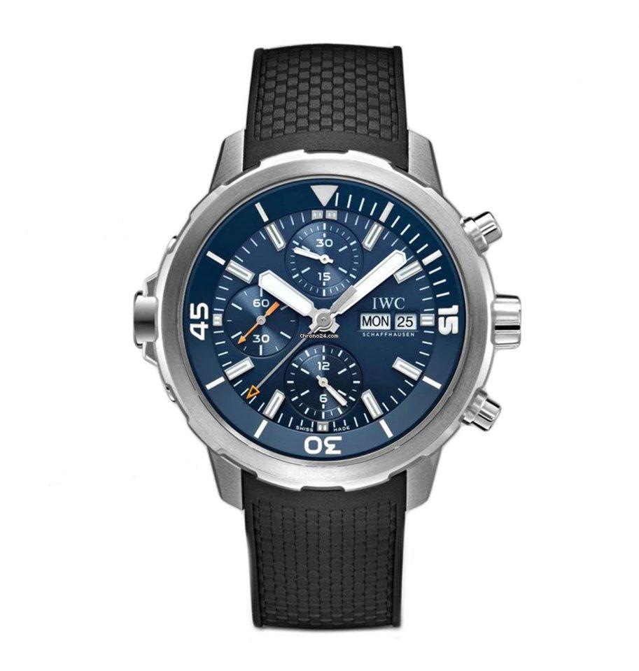 IWC Aquatimer Chronograph IW3768-05 new