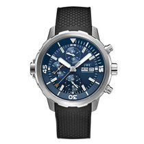 IWC Aquatimer Chronograph IW3768-05 new