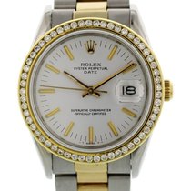 Rolex Oyster Perpetual Date 15053 1986 pre-owned