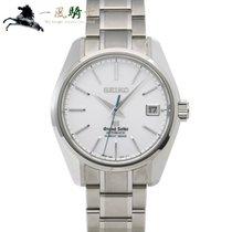 Seiko Grand Seiko Titanium 40mm White