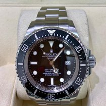 Rolex Sea-Dweller Deepsea 116660 2010 подержанные