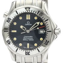 Omega 2562.80 Steel Seamaster 36mm pre-owned