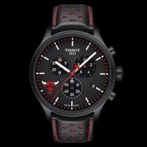 Tissot Steel 45mm Black No numerals