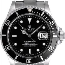 Rolex Submariner Date 40mm Negru