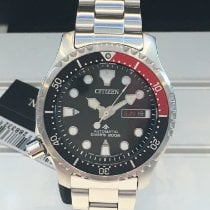 Citizen Steel 42mm Automatic NY0085-86EE new