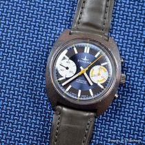 Dugena Steel 37mm Manual winding 157 pre-owned
