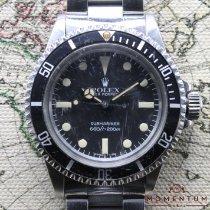Rolex Submariner (No Date) Steel 40mm Black No numerals UAE, Dubai