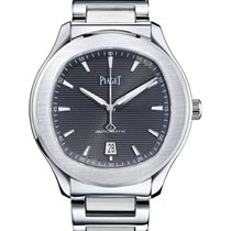Piaget Polo S Steel 42mm Grey
