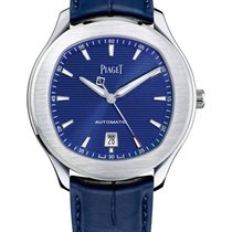Piaget Polo Steel 42mm Blue
