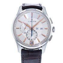 Zenith El Primero Winsor Annual Calendar 03.2070.4054 Very good Steel 42mm Automatic