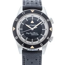 Jaeger-LeCoultre Memovox Tribute to Deep Sea Acero 40.5mm Negro