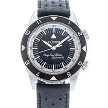 Jaeger-LeCoultre Memovox Tribute to Deep Sea Acier 40.5mm Noir