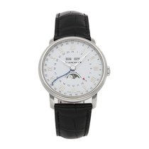 Blancpain Villeret Quantième Complet Steel 40mm White Roman numerals United States of America, Pennsylvania, Bala Cynwyd