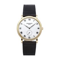 Patek Philippe Calatrava Yellow gold 33.5mm White Roman numerals United States of America, Pennsylvania, Bala Cynwyd